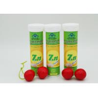 Buy cheap Magnesium Effervescent Tablets , Magnesium Fizzy Tablets Sweet / Sour Flavour from wholesalers