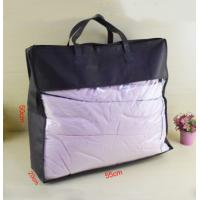 Buy cheap Sewing PVC Packing Bag , PVC Quilt Bag / Pillow Bag For Bedding product