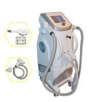 Buy cheap Pain Free Shr + Ipl + Rf Semiconductor Laser Hair Removing Machine White Color from wholesalers