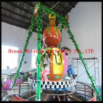 Buy cheap LED Decorated Amusement Fun Park Mini Pendulum Meteor Hammer Rides from wholesalers