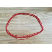Buy cheap red high precision large rubber o ring, NBR O Ring, China manufacture customized o ring from wholesalers