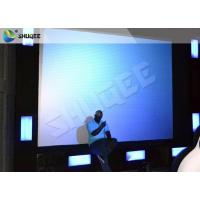 Buy cheap Ex - aggerative Motion 9D Cinema System 9D Simulator For Wonderful 9D Movies product