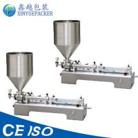 Buy cheap Vertical Type Accessory Equipment / Semi Automatic Paste Filling Machine from wholesalers