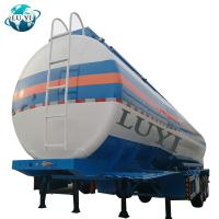 Buy cheap High quality Tri Axle Bulk Cement Tank Semi Trailer for sale from wholesalers