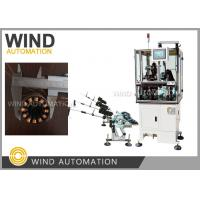 Buy cheap BLDC Motor Stator Coil Winding Machine Needle Type Three Phase from wholesalers