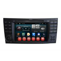 Buy cheap Digital 1080P Android Digital Car Central Multimidia GPS 6 CD Vitural DVD Player for benz e class from wholesalers
