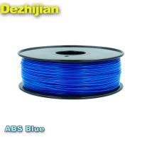 Buy cheap 3D Printer Filament 1.75mm ABS PLA Filament 1kg 2.2lbs Spool High Accuracy PLA product