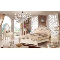 Buy cheap Oak Veneer Bedroom Sets Italian Furniture Manufacture King Bedroom Set from wholesalers