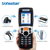 Buy cheap NS3309 Black 4MB 150m Wireless Handheld Scanner from wholesalers