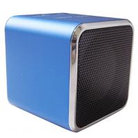 Buy cheap Blue Music Angel Speaker Card , Portable Mini Digital Speaker from wholesalers