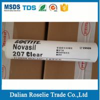 Buy cheap loctite 207 rtv silicone flange , loctite 207 silicone rubber, loctite novasil 207 clear silicone gasket maker from wholesalers