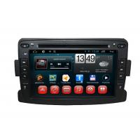 Buy cheap 2 Din automobile navigation systems 1024 x 600 GPS with AM FM Radio RDS for Duster Logan Sandero from wholesalers