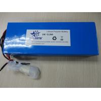 Buy cheap 25.9V (working from 21V-29.4V) 13.2Ah Lithium Polymer Battery Pack for medical equipment from wholesalers