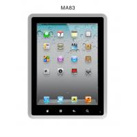 Buy cheap Google Android 2.3 Touchpad 10 Inch Capacitive Tablet PC with 3G Phone GPS for Students from wholesalers