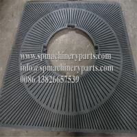 Buy cheap Hot Sale Custom Casting Landscape Architecture Parts Standard Tree Grate Gallery 1000MM diameter from wholesalers