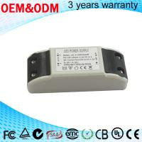Buy cheap DC 22-42V 250mA LED Power supply dimmable 12W Constant Current LED Driver for Panel Lights from wholesalers