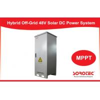 Buy cheap Solar Energy System high voltage dc power supply for Outdoor Communication Base Station,Remote Monitoring System Interfa from wholesalers