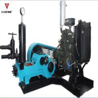 Buy cheap Triplex Mud Pump For Geotechnical Borehole Drilling Rigs BW-320 from wholesalers