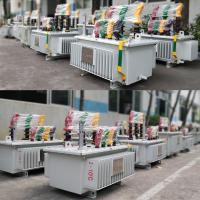 Buy cheap OEM 630kVA Oil Immersed Transformer Energy Saving Long Service Life from wholesalers