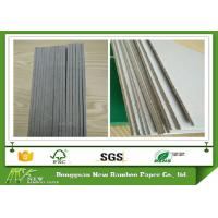 Buy cheap Grey Laminated Paperboard , Grey Board 2mm to 4mm made by laminated machine from wholesalers