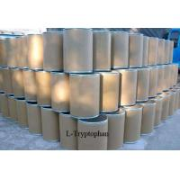 Buy cheap APIs L-Tryptophan Active Pharmaceutical Ingredient 98.5% Feed Grade Cas 73-22-3 product