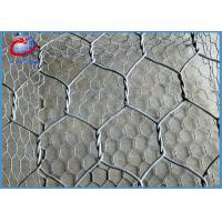 Buy cheap Hot Dipped Hexagonal Gabion Box For Protection Oxidation / Corrosion Resisting from wholesalers