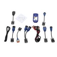 Buy cheap china OEM Truck Diagnostic Adapter Bluetooth Nexiq USB Link 125032 product