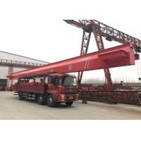 Buy cheap European Style Garage Bridge Crane Easy Operation With High Working Performance from wholesalers
