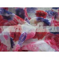 Buy cheap 100% polyester chiffon fabric with printing fashionable SF-036 product