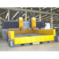 Buy cheap Movable CNC Gantry Drilling Machine Convenient Operation For Large Metal Plate from wholesalers