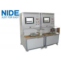 Buy cheap Heater Motor Stator Testing Panel Equipment With industrial control computer from wholesalers