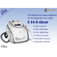 Buy cheap Intensive Pulse Light Laser Ipl Machine With 6 In1 System Easy To Use product