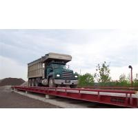 Buy cheap weighbridge truck scale from wholesalers