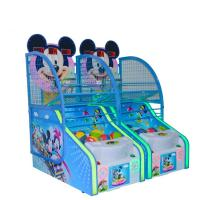 Buy cheap Mini Basketball Passing Machine , Game Centre Automatic Basketball Shooting Machine from wholesalers