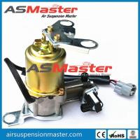 Buy cheap Brand New! Toyota Land Cruiser Prado 120 air suspension compressor,48910-60020,48910-60021,4891060020,4891060021 from wholesalers