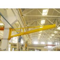 Buy cheap 1 Ton 2 Ton 3 Ton 5 Ton Wall Mounted Jib Crane For Workshop Under EOT Cranes from wholesalers