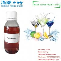 Buy cheap Most popular high quality Fruit/Tobacco/Mint aroma liquid concentrate Cocktail flavor for vape product