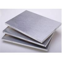 Buy cheap 6063 T6 Aluminum Alloy Plate Thickness 6mm 1250mm*2500mm Stock Size product