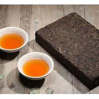 Buy cheap High Grade Fuzhuan Brick Tea Reducing Fat 100% Nature Compressed Brick from wholesalers