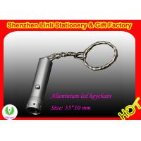 Buy cheap best promotional gift mini aluminium high power led keychain flashlights product