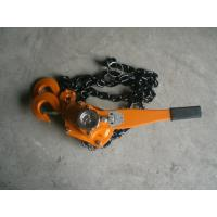 Buy cheap 3 Ton Capacity Lever Chain Other Construction Tools Lifting Hoist Lever Block from wholesalers