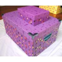 Buy cheap Home Use Storage Box, Strong Box, Carboard Box, Paper Box, Gift Box from wholesalers