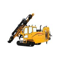 Buy cheap JK730 Automatic Crawler Mounted DTH Drilling Rig from wholesalers