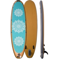 Buy cheap 2021 Hot Sale New Design High Quality Sup Inflatable Yoga Board from wholesalers
