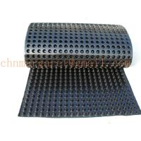 Buy cheap foundation drainage board from wholesalers