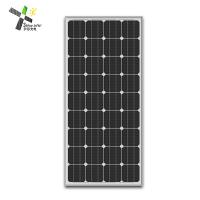 Buy cheap TUV MCS IEC CE APPROVED 12V 100Watt Monocrystalline Solar Panel with 36 Cells In Series from wholesalers