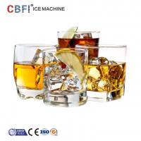 Buy cheap Party Ice Cube Machine For Bar , Compact Commercial Ice Maker from wholesalers