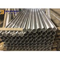 Buy cheap C / U Channel Industrial Aluminum Profile High Strength For Construction Buildings from wholesalers