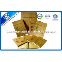 Top quality Silk Screen Printing Custom Kraft Paper Notebooks / Recycled Notepad For Student A4 A5 A6 for sale