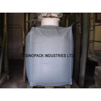 Grey U-panel Big FIBC UV treated Polypropylene Bulk Bags with PE liner